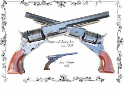 samuel colt inventor of revolver